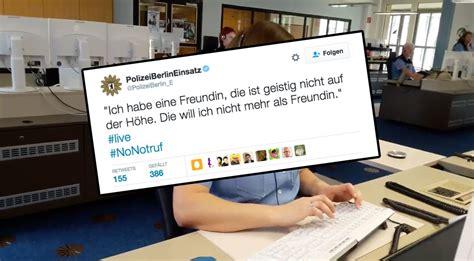 wann sind die einstellungstest bei der polizei 10 unheimlich d 228 mliche notrufe die bei der berliner