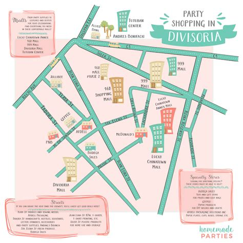 shopping guide where to buy divisoria map