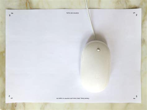 printable paper mousepad claude closky under construction gt mouse pad