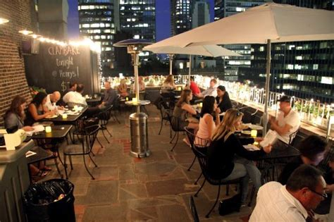 New York Top Bars by New York City S Best Hotel Rooftop Bars