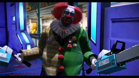 Gamis Adem adam the clown 10 hours dead rising