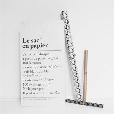 sle paper le sac en papier the paperbag villa madelief