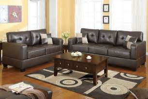 Livingroom Furniture Sets Modern Leather Living Room Sets Homeoofficee Com