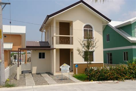 house solana san fernando house and lot rent to own house and lot for