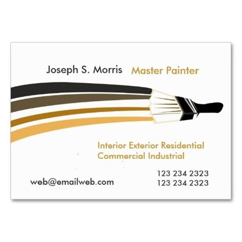 handyman business card templates 7 best handyman images on business cards