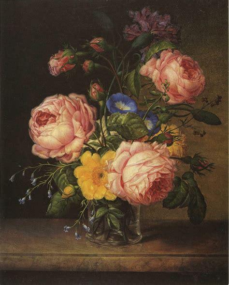 painting reproductions painting reproduction of nigg kleines blumenstuck