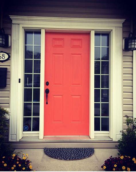 Coral Front Door Best 25 Coral Front Doors Ideas On Coral Door Homes And House Doors