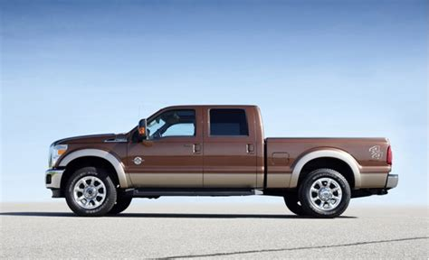 2011 ford f series super duty best in class diesel is it autoevolution preview 2011 ford f series super duty