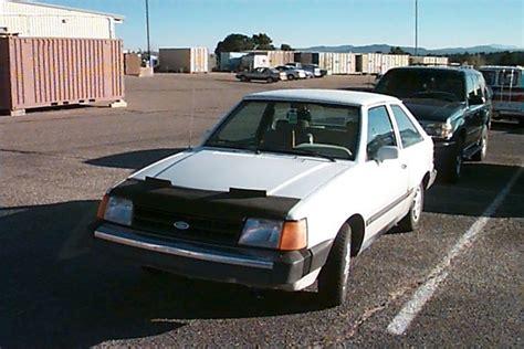 1986 ford exp pictures cargurus 1986 ford escort pictures cargurus