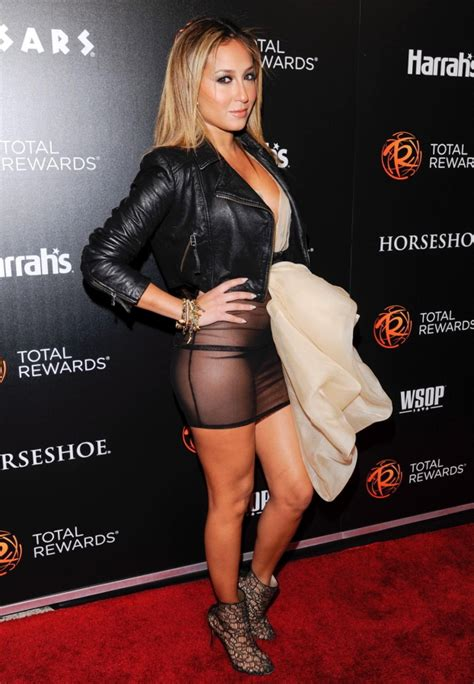 Adrienne Bailon Wardrobe by Adrienne Bailon Photos