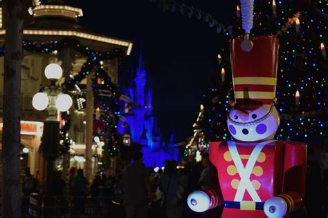 christmas at disney world first timer s guide sand and snow