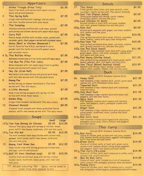 thai garden menu 100 thai garden menu the local on roosevelt row