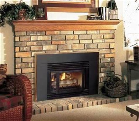Direct Vent Wood Burning Fireplace Inserts by Vanguard Converts Your Wood Burning Fireplace Into An