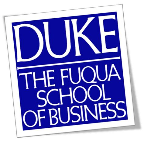 Duke Mba Program by With Bertrand Guillotin Of The Fuqua School Of