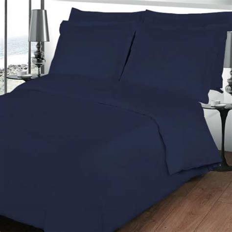 linge de lit bleu marine housse de couette 220x240 linge de lit 220x240 bleu marine