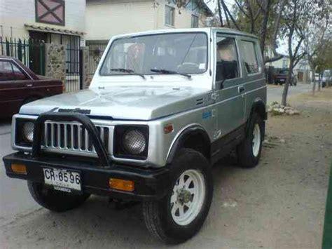 suzuki jeep 2012 vendo jeep suzuki samurai sj410 coquimbo otros veh 237 culos