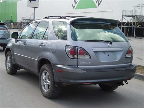 lexus rx 2002 2002 lexus rx300 pictures 3 0l gasoline automatic for sale