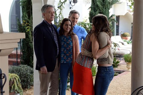 patrick duffy the fosters patrick duffy bailee madison kerr smith maia mitchell