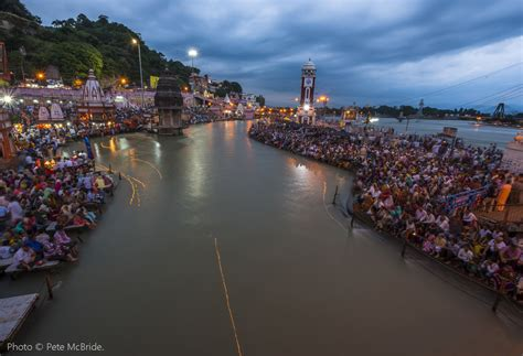 The Ganges River by Holy Un Holy River