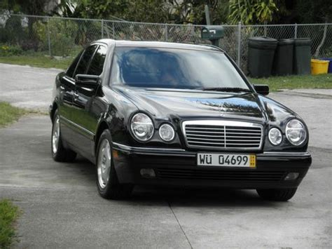 auto air conditioning repair 1997 mercedes benz e class parental controls sell used 1997 mercedes benz e420 base sedan 4 door 4 2l in west palm beach florida united states