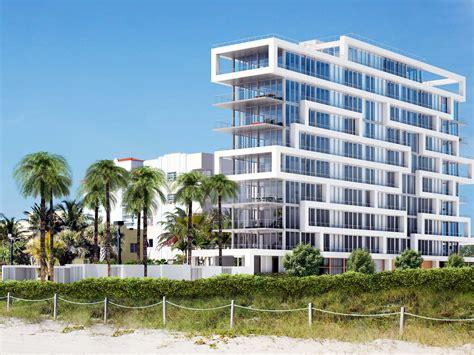 Beach House 8 | edificio sobre la playa hora miami
