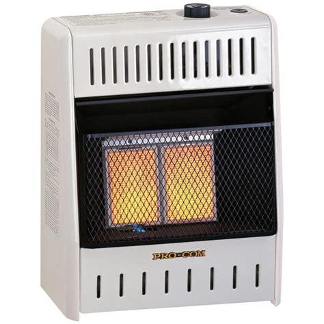 Garage Propane Heaters Ventless by Dual Fuel Ventless Infrared Heater 18 20 000 Btu