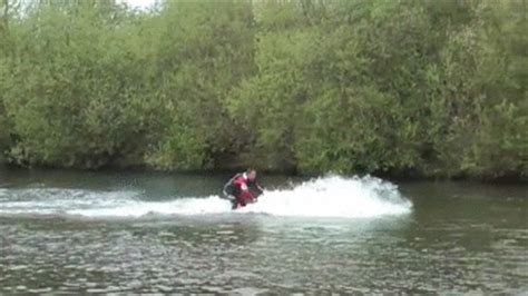 water scooter tricks water sports best of animated gifs