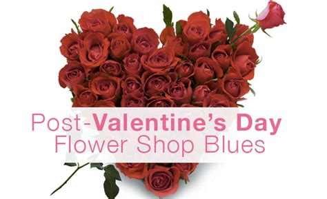 valentines day flower sale post s day flower shop blues 5 tips to beat