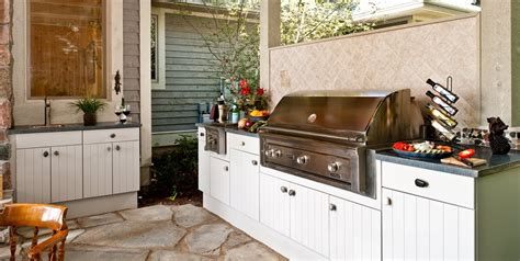 Outdoor Kitchens Cabinets Outdoor Kitchen Cabinets Landscaping Network