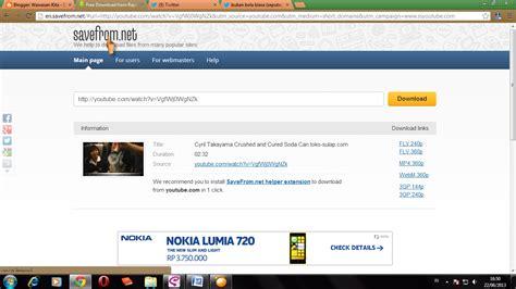 download youtube tanpa software cara download video di youtube tanpa software download