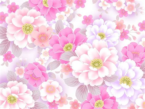 flower background flower backgrounds wallpaper 1024x768 66427