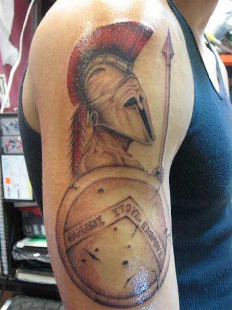 spartan shield tattoo designs spartan tattoos askideas