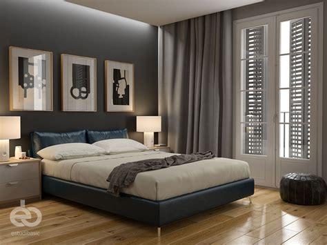 habitaciones interiores renders de interiores 3d para venta inmobiliaria de pisos