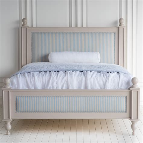 Upholstered Bunk Beds Beside The Seaside Upholstered Bed By The Beautiful Bed Company