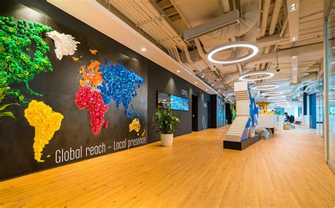 Lego Headquarters by The Lego Group Significantly Expands Singapore Office To