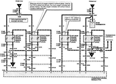 Bosch Universal O2 Sensor Wiring Wiring Diagram Database