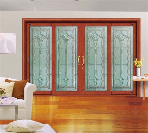amazing design of modern sliding glass doors