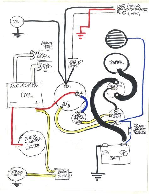 chopper circuit diagram and chopper wiring diagram wiring diagram