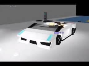 Build Your Own Lamborghini Gallardo Roblox Build And Race Lamborghini Gallardo Part 1