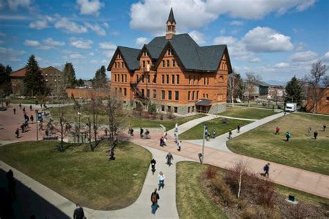 colleges in montana the 50 most technologically advanced universities great