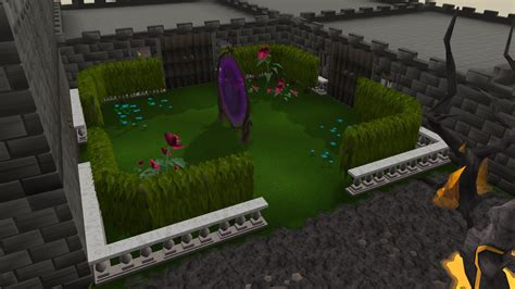 formal garden runescape marble wall the runescape wiki