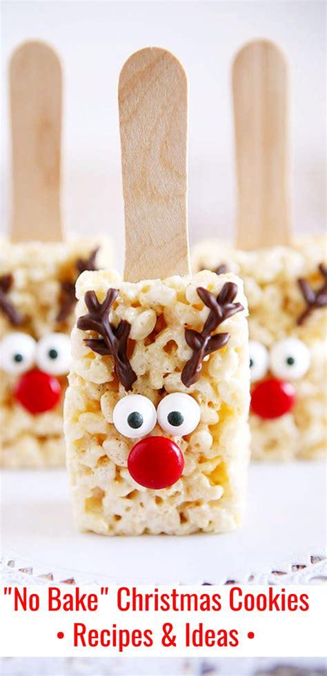 easy no bake christmas cookies ideas recipes involvery community blog