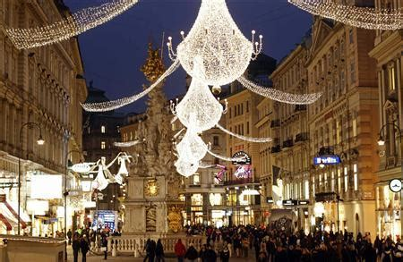 worst cities for christmas vienna best place to live baghdad worst reuters