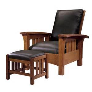 Arts And Craft Bookcase Stickley Bow Arm Morris Chair