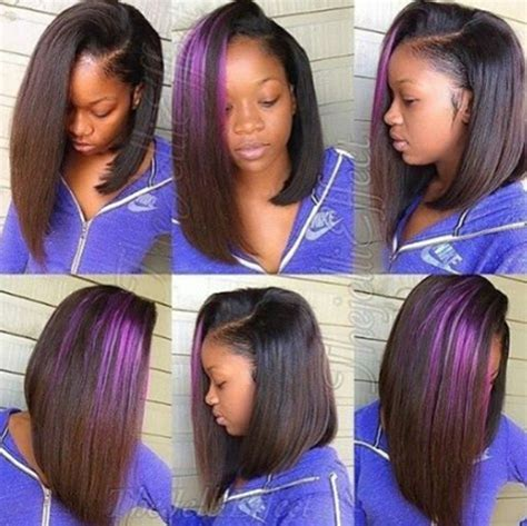 Hairstyles For Relaxed Hair Black Teenagers by 30 American Hairstyles American