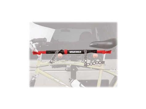 bike top bar yakima tube top bike adapter bar
