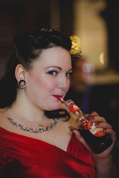 vegan tattoo leeds diy vegan wedding sarah steven 183 rock n roll bride