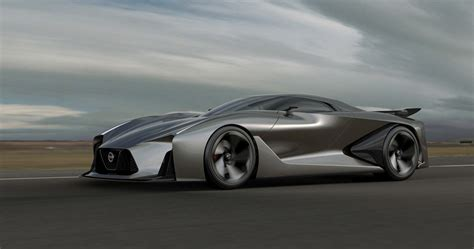 Nissan Concept 2020 Gran Turismo by Nissan Concept 2020 Vision Gran Turismo The Real Driving