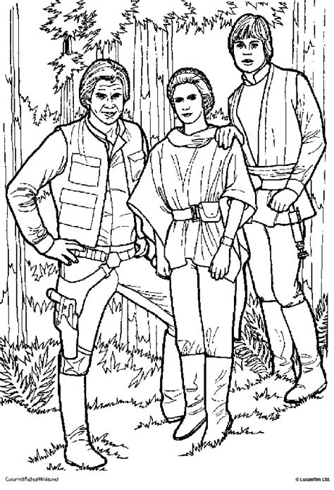 Princess Leia Coloring Page Az Coloring Pages Princess Leia Coloring Printable