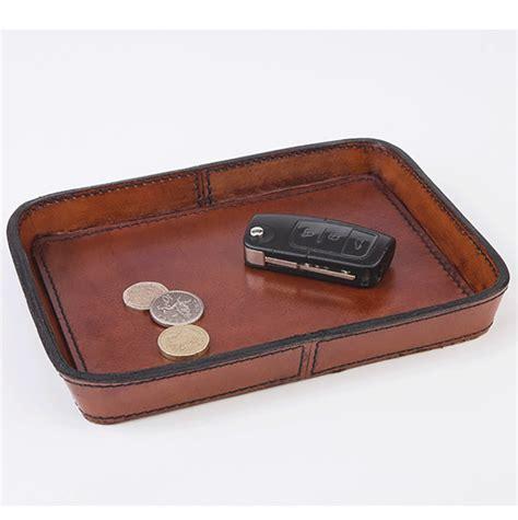 mens leather valet tray desk tidy pin desk tidy on on pinterest